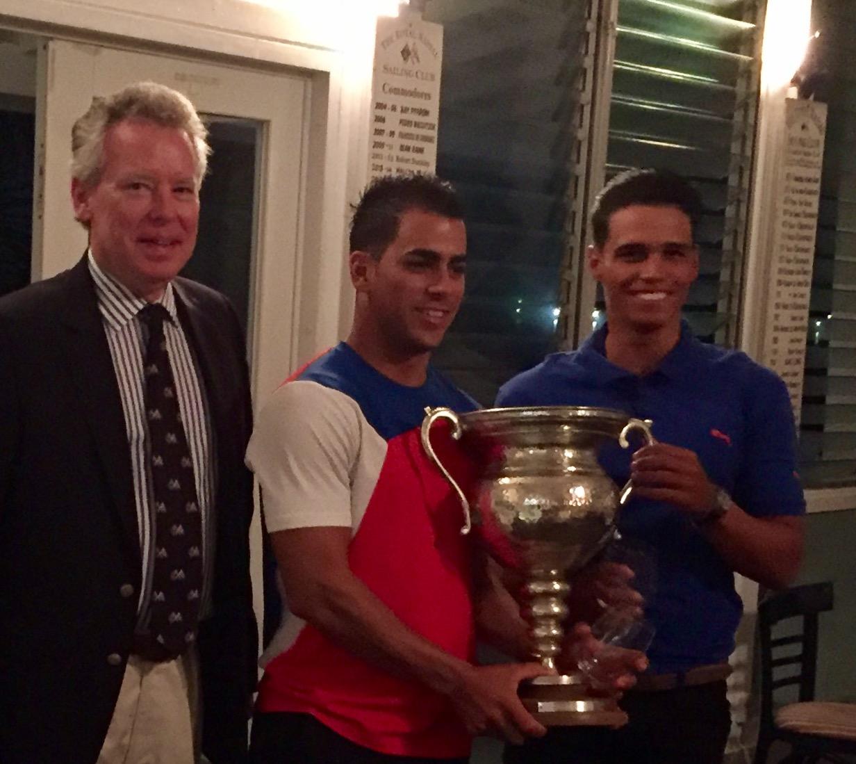Diaz Esposito trophy